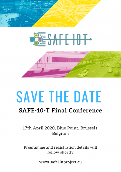 SAFE 10 T Save the date